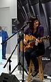 Sara Niemietz at NAMM 1-23-2014 -8.jpg