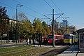 Sarajevo Tram-201 Line-2 2011-10-18 (5).jpg