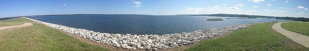Blue Water Boats >> Sardis Lake (Mississippi) - Wikipedia
