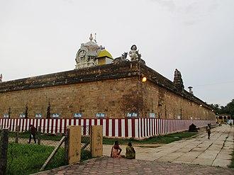 Sattainathar Temple, Sirkazhi - Image: Sattainathar temple (3)