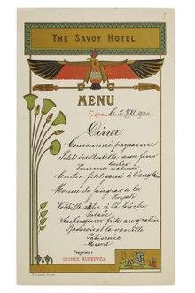 menu wikipedia