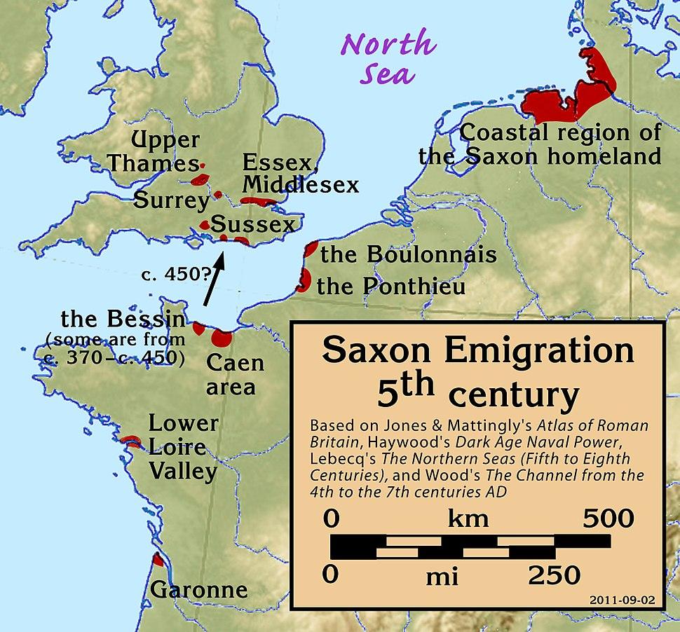 Saxon.emigration.5th.cen