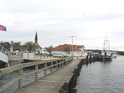 Harbour of Schaprode