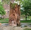 Schlossbrunnen vor der Martinskirche - panoramio.jpg