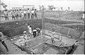 Science City Site Office Under Construction - Dhapa - Calcutta 1993-06-25 0605.JPG