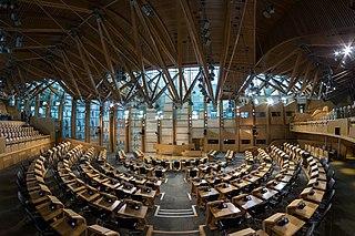 Scottish Parliament Devolved parliament of Scotland