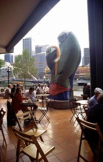 Deborah Halpern - Image: Sculpture melb 4