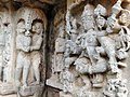 Sculpture on Basaralu temple wall - 1.jpg