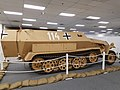Sd. Kfz. 251 at the Fort Bliss Museum, right side.jpg