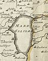 Sea of Galilee. A map of Canaan (8343807206) (cropped).jpg