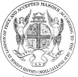Antient Grand Lodge of England former Grand Lodge in England
