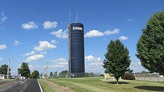 Seaman, Ohio - Image: Seaman OH3