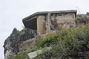 Search Light Building at St. David's Battery, Bermuda
