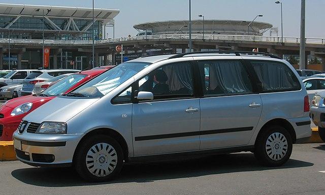 Image of Seat Alhambra 2.0 TDi 2006 (26401037608)