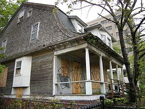 City of Seattle Landmarks Preservation Board - Image: Seattle 1522 E. Jefferson 03
