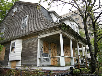 City of Seattle Landmarks Preservation Board - Image: Seattle 1522 E. Jefferson 03