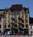 Secession building, 2,Szczepanski square,Krakow Old Town.jpg