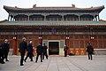 Secretary Kerry Arrives at Ziguangge Purple Chamber to Meet Chinese Premiere Li (12517154113).jpg