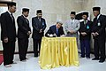 Secretary Kerry Signs Guest Book at Istiqlal Mosque (12555626353).jpg