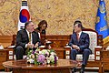 Secretary Pompeo Meets With President Moon in Seoul (43342826030).jpg