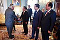 Secretary Tillerson Greets Vietnamese Deputy Prime Minister and Foreign Minister Minh Before His Working Luncheon With Vietnamese Prime Minister Phuc (34170997214).jpg