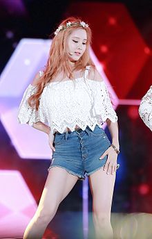 Seohyun at the 2015 Ulsan Summer Festival 04.jpg