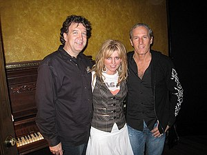 Serabee - Serabee with Paul McCulloch and Michael Bolton, 2009