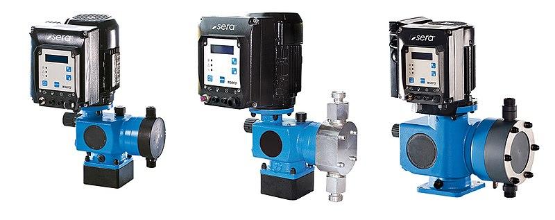 Metering pump - Wikipedia