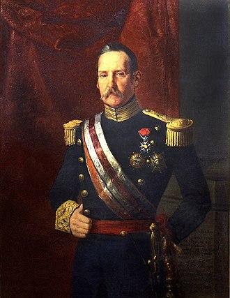 Serafín María de Sotto, 3rd Count of Clonard - Image: Serafín María de Sotto (Museo del Ejército)