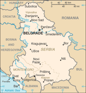 United Nations Security Council Resolution 1207 - Serbia and Montenegro