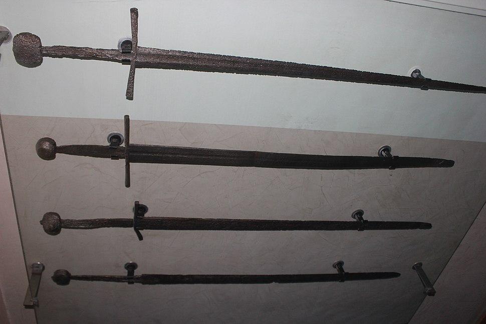 Serbian Medieval swords