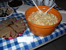 Serbian salad - Wikipedia, the free encyclopedia