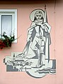 Sgraffito Saint Florian, Wenigzell.jpg