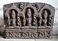 Shadakshari Lokeshvara - Circa 11th Century CE - Satna - Madhya Pradesh - Indian Museum - Kolkata 2013-04-10 7806.JPG
