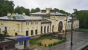 Sharya - Sharya railway station