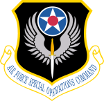 Air Force Special Operations Command.