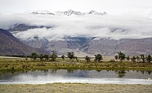Shyok river at Hunder, Nubra valley.jpg