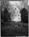 Side (south) elevation - Fosberg-Sisco House, 3 Edgemont Road, Wayne, Passaic County, NJ HABS NJ,16-WAYN,1-4.tif