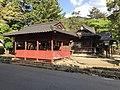 Side view of Yasaka Shrine 20170503.jpg