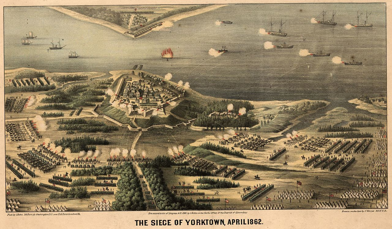 a history of the battle of yorktown America's final victory virginia's contribution to the battle of yorktown and the british surrender history brief: the battle of yorktown.