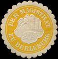 Siegelmarke Der Magistrat zu Berleburg W0309984.jpg
