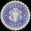 Siegelmarke Stadt Laage W0338046.jpg