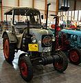 Siensheim Agri Historica 2015 - Eicher ED 16 II bj 1955 BAYWA.JPG