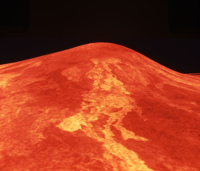 venus volcanoes nasa - photo #16