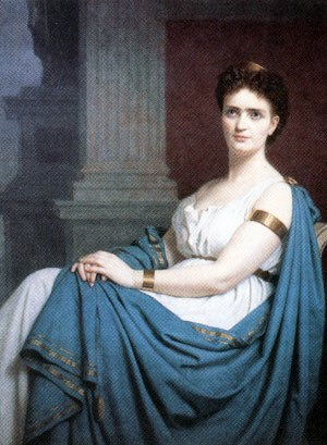 Signe Hebbe - Signe Hebbe, circa 1890 by Amalia Lindegren.