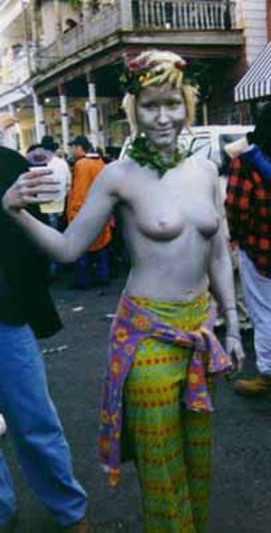 Faubourg Marigny Mardi Gras costumes - Costumer, Frenchmen Street