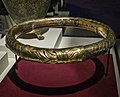 Silver and gold diadem with Herakles knot Philip II of Macedon 340-300 BCE NAM Aigai.jpg