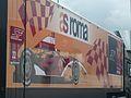Silverstone 2010 - AS Roma team truck.jpg