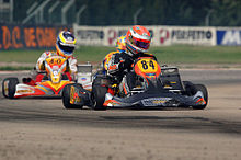 kart 125 cc velocidad maxima