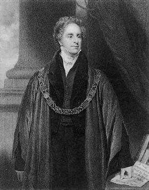 Alexander Johnston (1775–1849) - Image: Sir Alexander Johnston